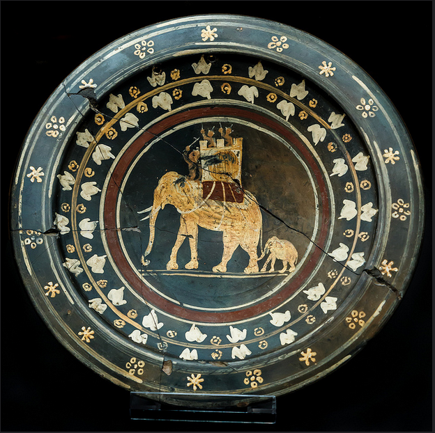 Collections: War Elephants, Part I: Battle Pachyderms – A ...