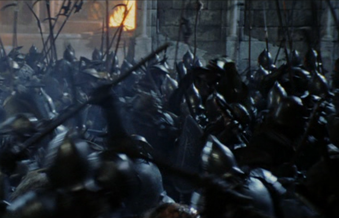 Collections: The Siege of Gondor, Part V: Just Flailing
